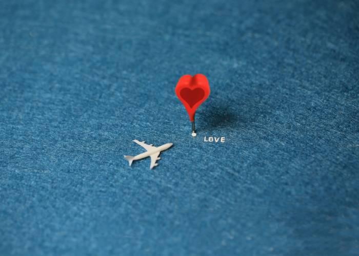 Long-Distance Online Relationship