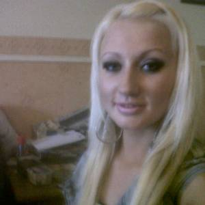 Blonde_ Sarah